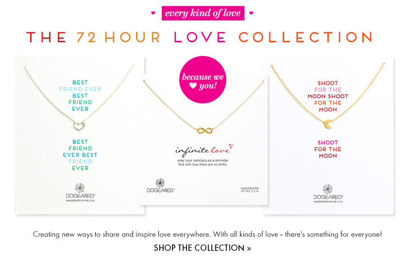 The 72 Hour Love Collection