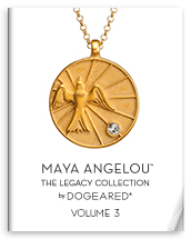 Dogeared Maya Angelou The Legacy Collection